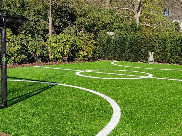 Kunstgras sportveldje