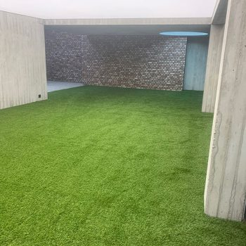 Kunstgras plaatsing kelder-Gent
